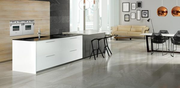 Thames Stone Effect Glazed Porcelain Tiles