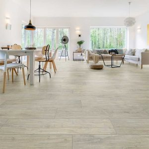 Full Circle Yosemite Wood Effect Tile - Shell, Natural Finish