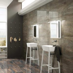 Icon Almond Porcelain Tiles