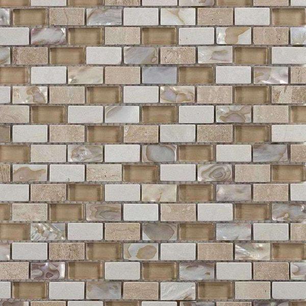 Arena Brick Mosaic