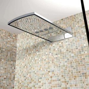 Benjamin Mosaic Floor and Wall Tiles