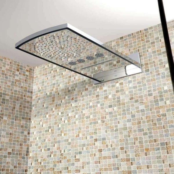 Benjamin Mosaic Floor and Wall Tiles