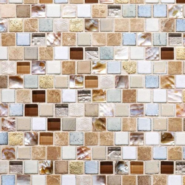 Eden Mosaic Tiles
