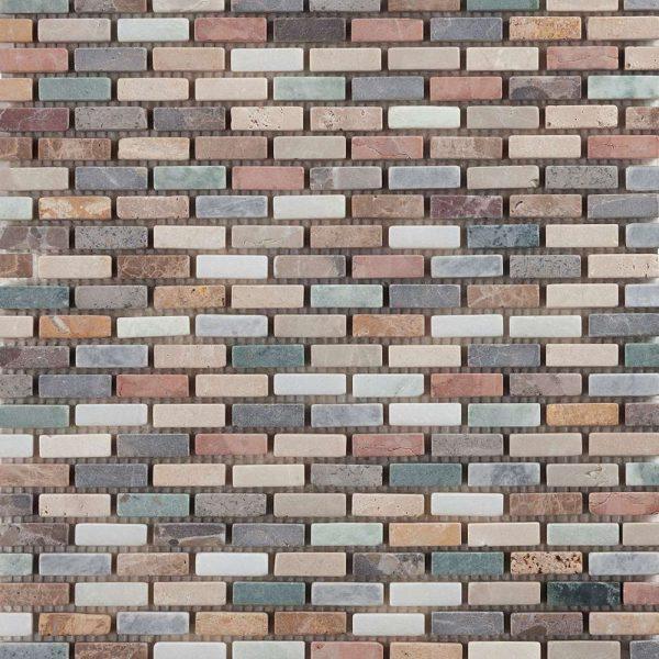 Harlequin Brick Mosaic Tiles