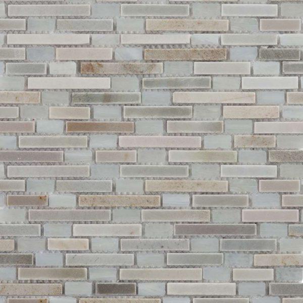 Paris Brick Mosaic Tiles