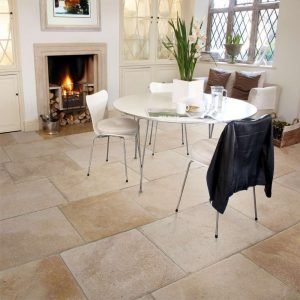 Perpignan Limestone Floor Tiles