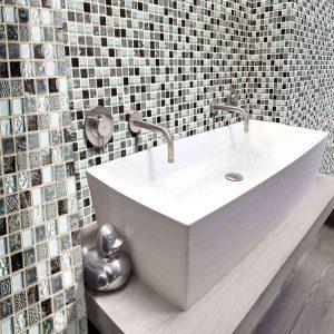 Portoro Mosaic Tiles