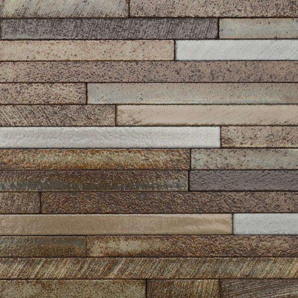 Lava Tanzania Sticks Mosaic Tiles